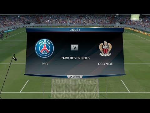 FIFA 16 - Paris Saint Germain vs. OGC Nice @ Parc des Princes