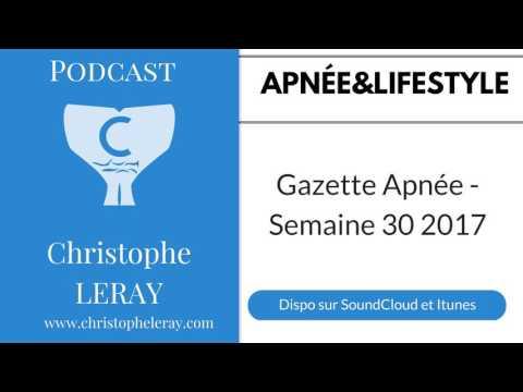 APNÉE ET LIFESTYLE -  LA GAZETTE S30 2017