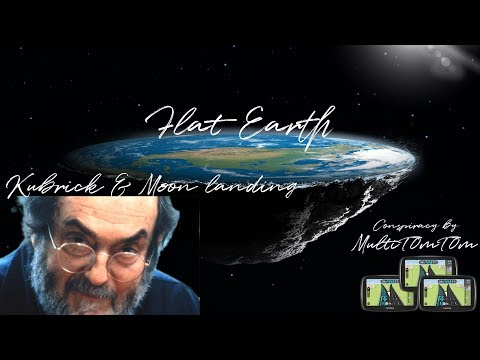 Fake Moon Landing, Stanley Kubrick and Flat Earth in Bristol. MultiT0mT0m BUSTED and DESTROYED! thumbnail