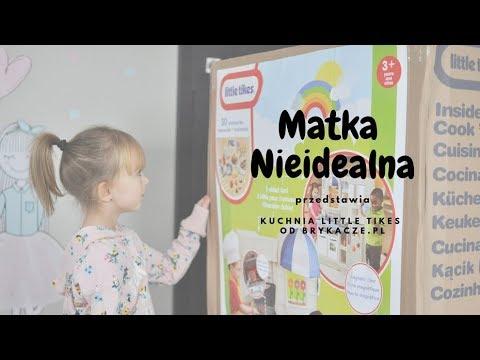 Little Tikes Kuchnia Kącik Kuchenny Z Grillem Od Brykaczepl