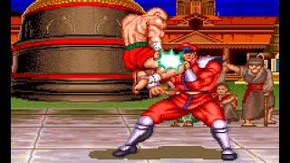 Street Fighter ll:Champion Edition - Sagat [[TAS]] 2 HD 1080p 60fps
