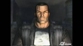 The Punisher (2005) PlayStation 2 Trailer