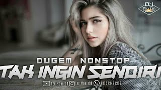 Download lagu DUGEM NONSTOP TAK INGIN SENDIRI VS SURATAN NONSTOP 2019 | DJ LEE MOVIEE99