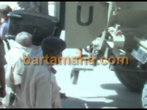 3.6 million Dollars nabbed by TFG police in Mogadishu.