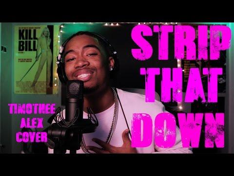 Liam Payne - Strip That Down ft. Quavo | Timothee Alex Cover
