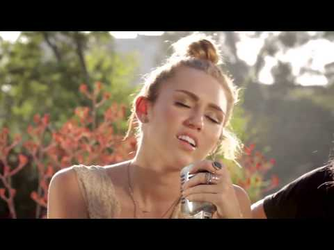 Miley Cyrus - The Backyard Sessions - Look What They've ...