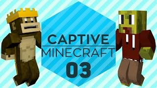 Die Fahrt | Minecraft Captive #3 | Melon/Conso