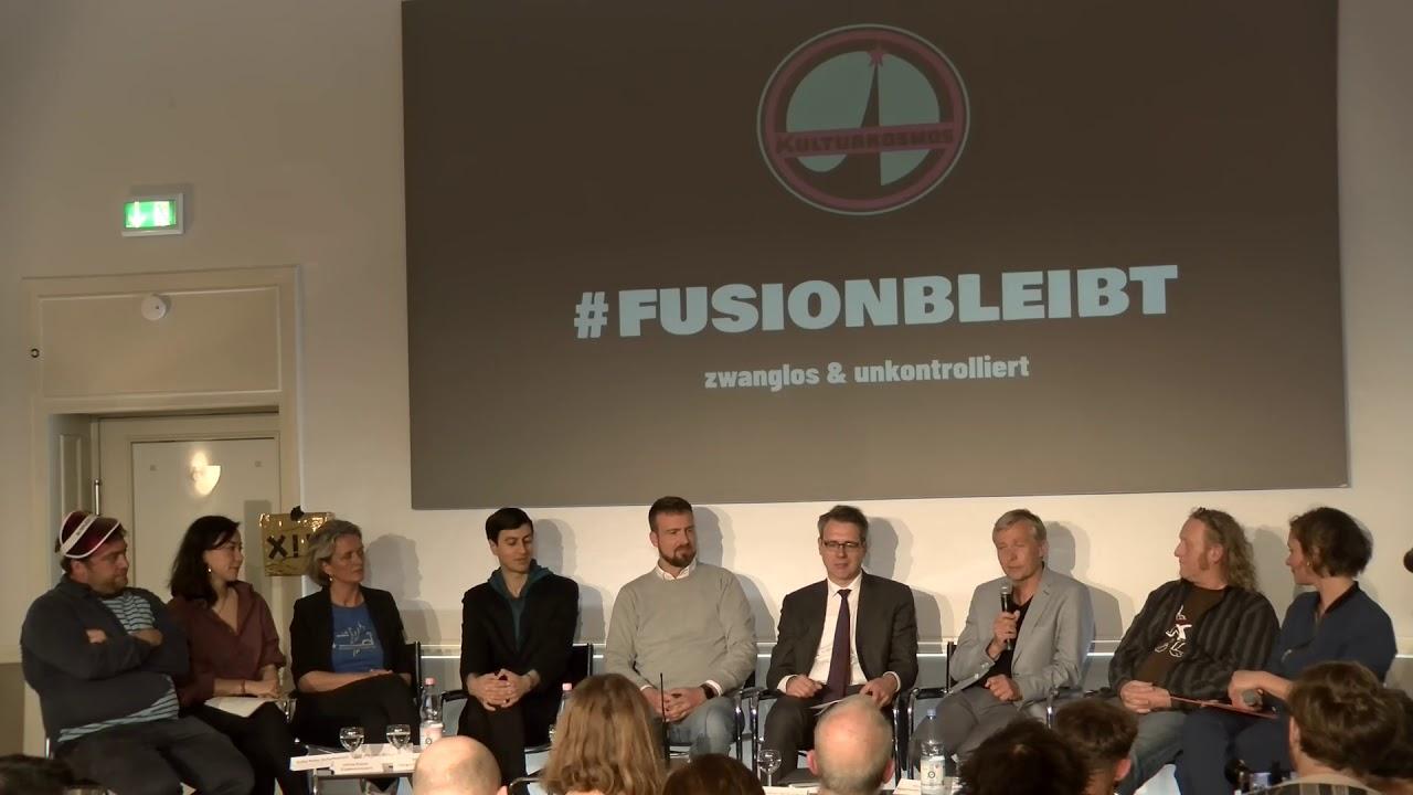 Pressekonferenz Fusion