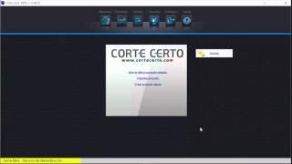 Corte Certo - Videoclase 1 - Instalación y activación (español)
