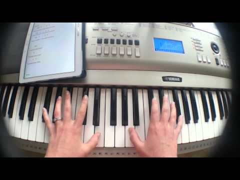 Break Every Chain Keyboard chords by Jesus Culture - Worship Chords