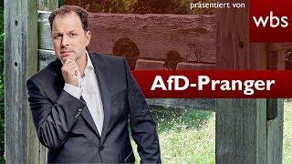 Erstes Bundesland verbietet AfD-Prangerportal! | Rechtsanwalt Christian Solmecke