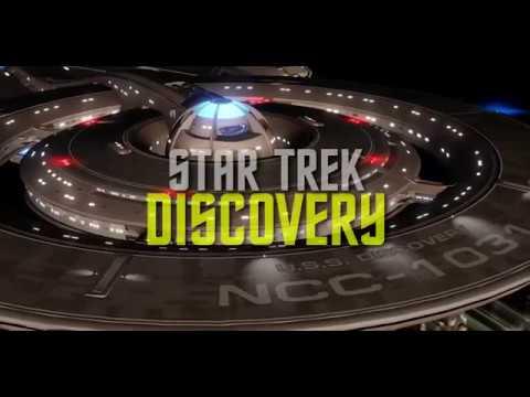 Star Trek Discovery - Alternate Opening   Made in Star Trek Online