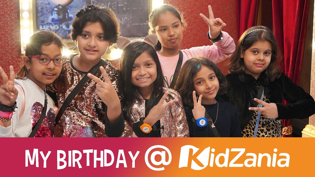 My Birthday at Kidzania NCR : A Day full of Fun and Laughter with my friends