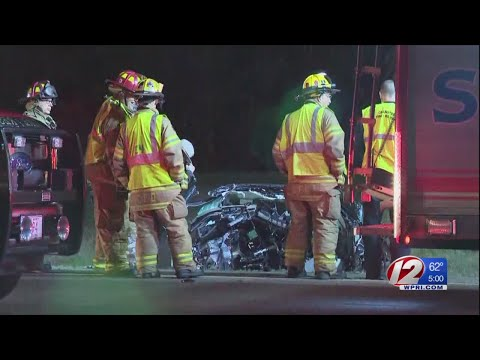 Cranston man charged in fatal I-295 crash