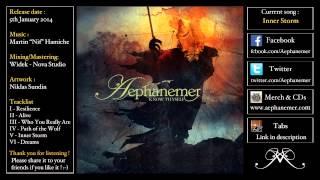 AEPHANEMER - Know Thyself (Full album) [Melodic Death Metal 2014]