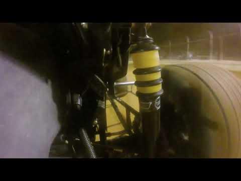 Airport Speedway 9-15-18 Bump Rubber Test