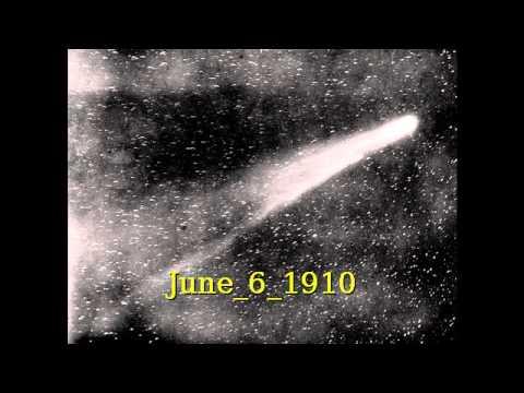 фото комета галлея