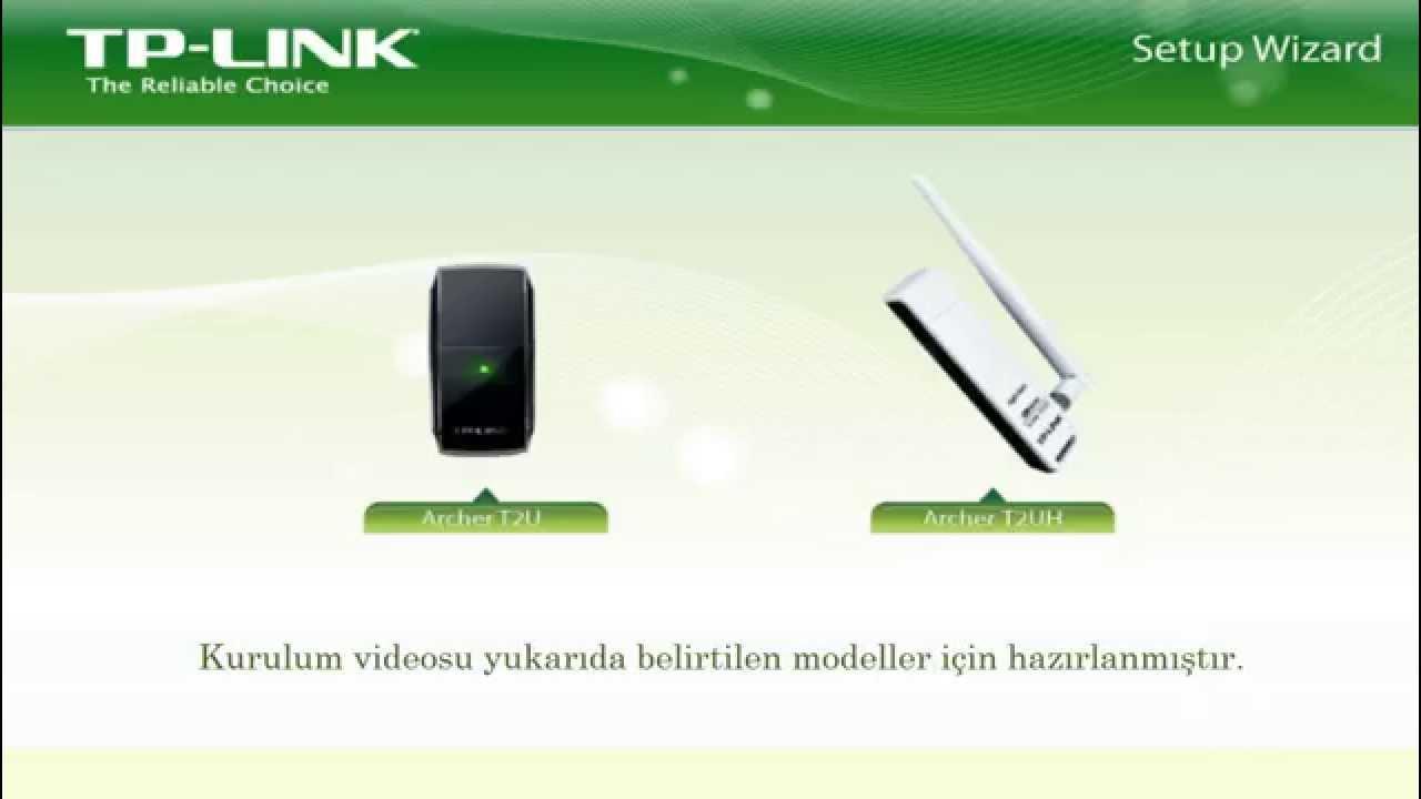 600Mbps Kablosuz Dual Band USB Adaptör Archer T2U