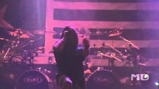 LAMB OF GOD - Descending - HD - (SBC-SP Brazil 26/09/ 2010) Espaço Lux