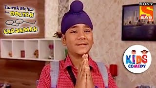 Gogi Prays For His Exams | Tapu Sena Special | Taarak Mehta Ka Ooltah Chashmah