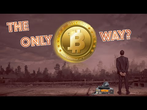RESEARCH: A TOTAL ECONOMIC COLLAPSE Is The ONLY Way BITCOIN & Cryptocurrency Will SURVIVE.