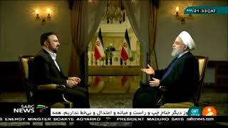 New US sanctions target Iran's economy