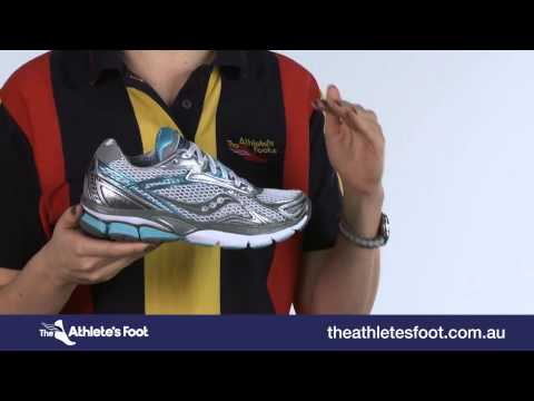 saucony-hurricane-shoe-review---best-lightweight-running-shoes-for-flat-feet---the-athlete's-foot