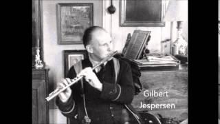 Nielsen: Taagen letter (Gilbert Jespersen, 1936)
