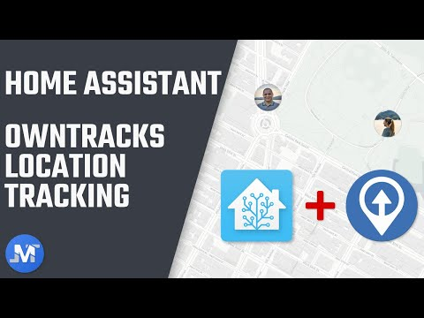 Setting up presence detection - Home Assistant