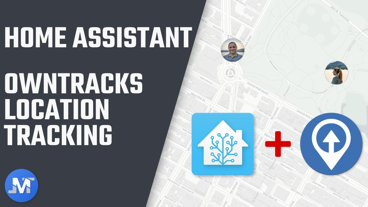 Owntracks - Home Assistant