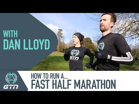 How To Run A Fast Half Marathon With GCN's Dan Lloyd