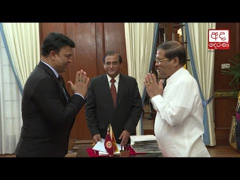 Three non-Cabinet Ministers, 17 State & 7 Deputy Ministers sworn in