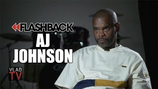 AJ Johnson on Playing a Crackhead in Friday (Flashback)