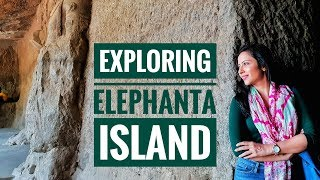 Visit to the ELEPHANTA Island | Must Do in Mumbai