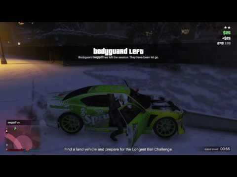 Grand theft Auto Online (DeadChops)