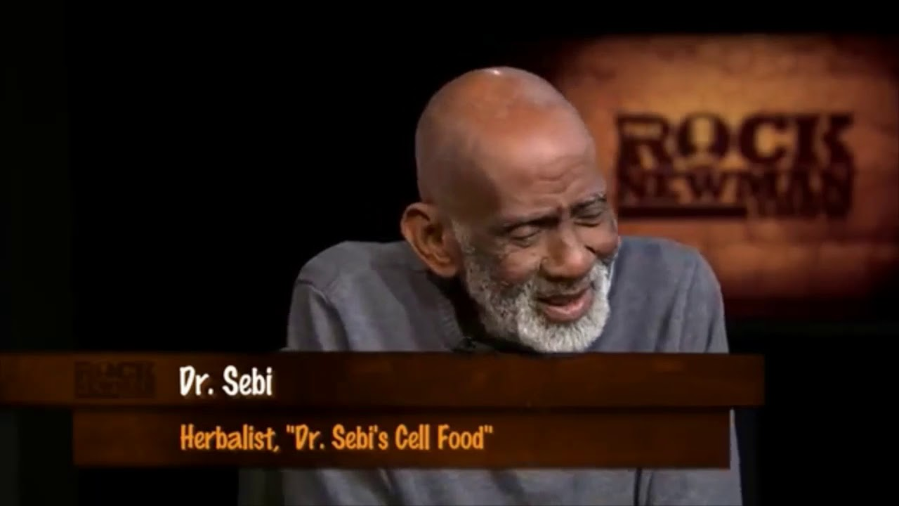 Dr Sebi on how to live long without pharmaceutical bankruptcy
