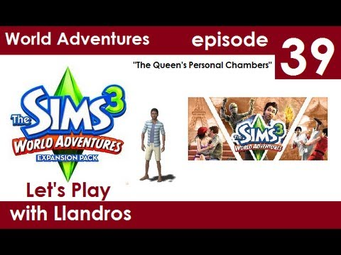 let 39 s play the sims 3 world adventures episode 39 the. Black Bedroom Furniture Sets. Home Design Ideas