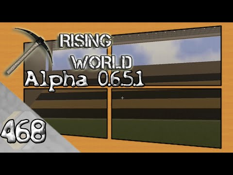 Rising World Alpha 0.6.5.1 Let's Play ★ 468 ★ PPC Lost City mit Korti ★ GERMAN