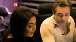 Cyrine AbdelNour and Marwan Khoury (عادي)