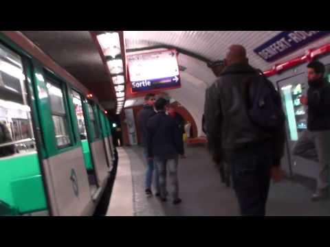 Les ROMs ! Les nouveaux bandits de grands chemins. Paris/France - 11 Février 2015