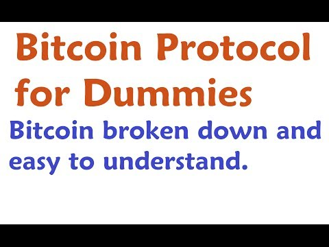 Bitcoin Protocol Explained 1 - Bitcoin paper broken down ste