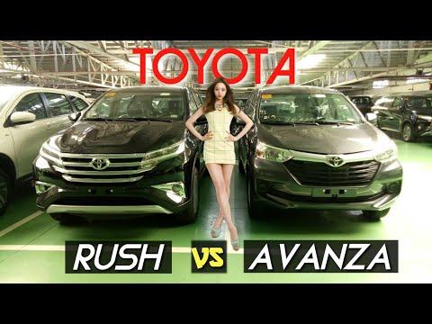 Grand New Avanza Vs All Rush Toyota Camry Malaysia Comparison 2018 Interior And Exterior
