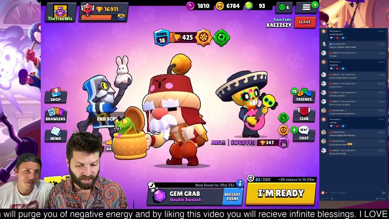 Download Brawl Stars TOTAL noob and MAX account TAKE OVER