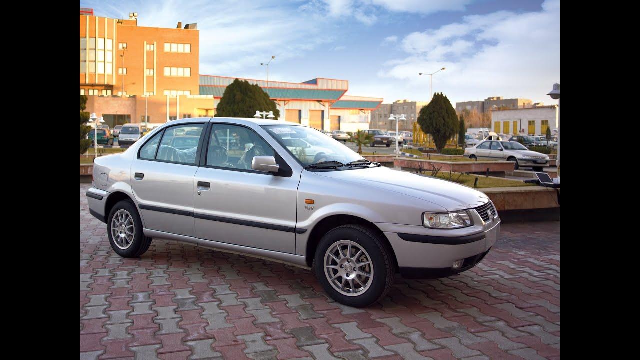 Iran Khodro Samand LX and Taxi - GTA IV MOD ENB | 2.7K / 1440p .