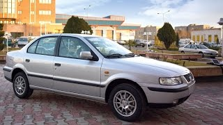 iran Khodro samand( отзыв владельца) Саманд автомобиль