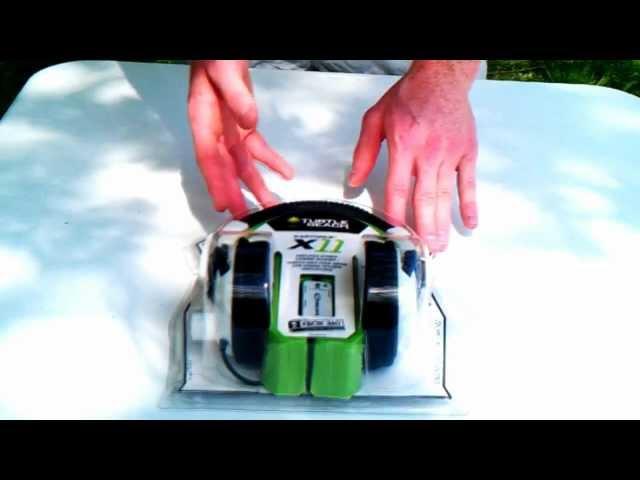 Turtle Beach Ear Force x11 Headset Unboxing