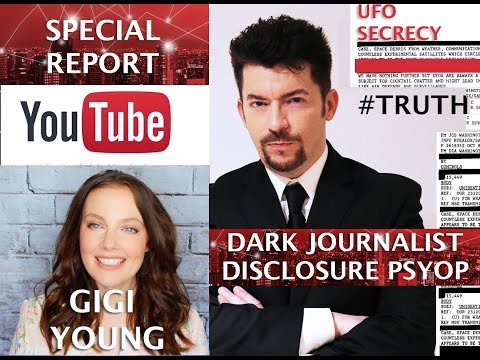 1/1 UFO DISCLOSURE PSYOP! DID TOM DELONGE & CIA PUNK THE NY TIMES? DARK JOURNALIST & GIGI YOUNG!