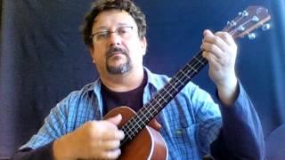 Played on a Baton Rouge U3B baritone ukulele.