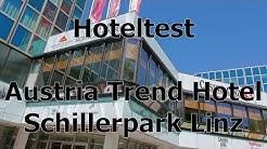 Hoteltest Austria Trend Hotel Schillerpark Linz an der Donau