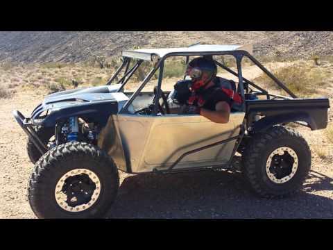 Dirt Junkies SR1 Test Run bc nv